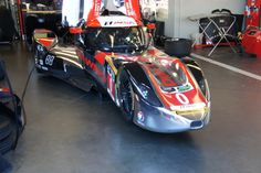 Delta Wing before the race. 24 Hours Of Daytona, Delta Wing, Rolex, Racing, Running, Auto Racing