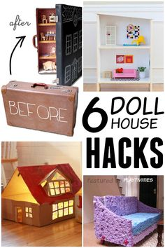 Pick Your Dream Doll House