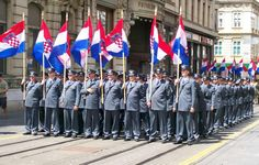 Croatia - 25 June - Statehood Day, declaration of independence from Yugoslavia in 1991