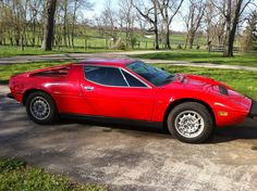 Maserati Merak SS 1977