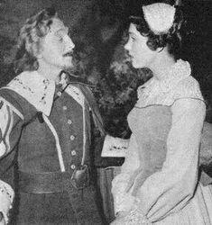 Julie andrews in high tor 1956