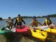 Kid's Kayaking and Paddle Boarding Lessons & Parties in Sydney