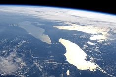 Great Lakes Photographed from Space by Astronaut | Earth From Space | OurAmazingPlanet.com