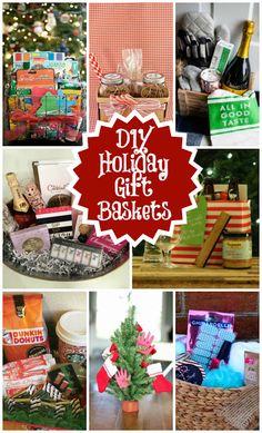 Holiday Gift Baskets | Art Basket for Kids