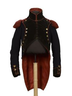 Genie of the French Imperial Guard    Habit of Sapeur (Sapper)