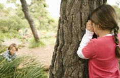Playing Hide and Seek will always be one of my great childhood memories!