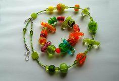 Lampwork Glassbeads by SybillSalabim