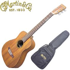 martin travel guitar