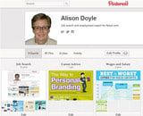 HOW TO: Use Pinterest to promote yourself while job searching