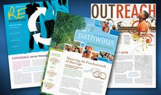 Creative Church Bulletins And Newsletters  Ampersands  Letters