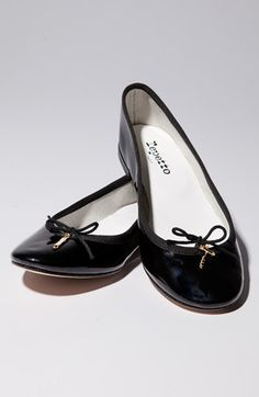 Repetto 'Cendrillon' Patent Leather Ballet Flat available at #Nordstrom