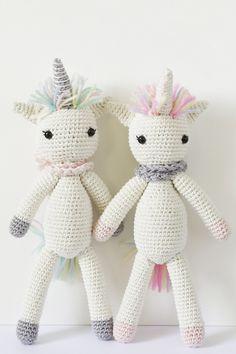 Unicorn Soft Toy - Crochet Unicorn - Cute Amigurumi Gift Baby - Baby - Child - Adult Crochet Penguin, Crochet Unicorn, Baby Shower Gifts, Baby Gifts, Christmas Unicorn, Unicorn Baby Shower, Christmas Stocking Stuffers, Paper Beads, Amigurumi Toys
