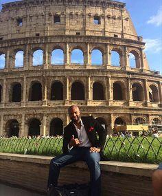 Solo. @trevi_trev06 // Rome Italy. #travelnoire #rome