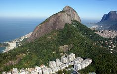 Dois Irmãos. Rio de Janeiro, Brazil