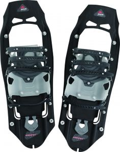 Another possible pair of snow shoes. I will be buying some snowshoes this winter. MSR Evo™ Ascent Snowshoes $199.95 at Whittaker Mountaineering