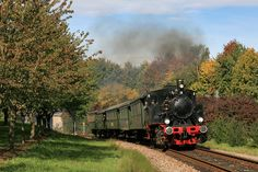 old steam train that runs up to Ottenhöfen - great for an afternoon jaunt, a hike and picnic!