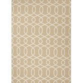 Found it at Wayfair - Urban Bungalow Beige/White Geometric Rug