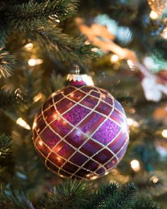 ornament set makes any holiday display sparkle with splendor christmas decorations christmas tree ornaments - Christmas Tree Ornaments Sets