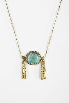 Vanessa Mooney Heaven's Door Necklace