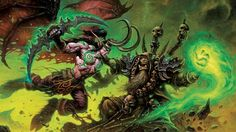What To Watch This Weekend: World Of WarCraft, League of Legends, And Rivals Of Aether