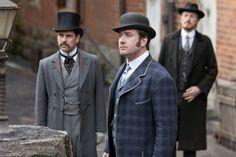 Ripper Street - Edmund Reid, Bennet Drake