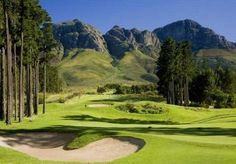Erinvale Golf Club is located on one of South Africa's top residential estates - Erinvale Estate Most Beautiful Cities, Beautiful World, Somerset West, Africa Destinations, Namibia, Outdoor Pictures, Best Golf Courses, Hotel Spa, Cape Town