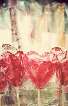 heart wrapped #sweetheart