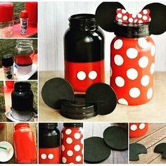 Mickey guarda tudo