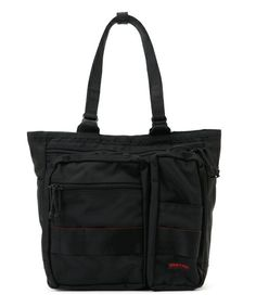 BRIEFING(ブリーフィング)のBS TOTE TALL(トートバッグ)|ブラック