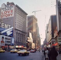 Les années 70 à New York en 32 photos
