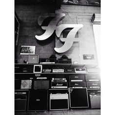 Foo Fighters....