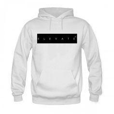 Unisex Elevate Hoodie  - Furry textured print