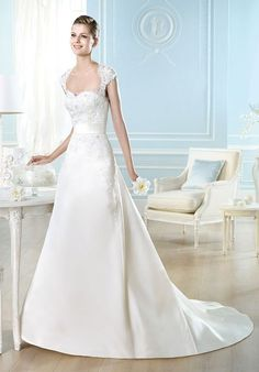 ST. PATRICK Dreams Collection - Hanisi Wedding Dress - The Knot