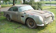 Aston Martin db6 #astonmartinclassiccars