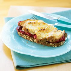 5 Healthy Recipes That Cook Up in 30 Minutes—Or Less! ... Provolone Chicken Melts....   http://www.southbeachdiet.com/diet/healthy-thirty-minute-meals#slide=5