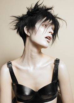 Amy Troost editorial. LOVE the construction.