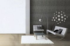 Tipos de revestimientos para las paredes
