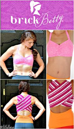 Brick Betty Review | Fit & Fashionable Friday | Fit Fashion | High-End Performance Apparel | Sports Bra | Tank Top