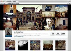 O Instagram, rede social de fotos adquirida pelo Facebook em abril por US$ 1 bilhão, disponibilizará as fotos dos usuários na Web, o que permitirá a visualização através de navegadores. Com alguma semelhança com a Linha do Tempo do Facebook, o recurso será disponibilizado gradativamente, informou o Instagram. Na Veja.