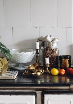 Kitchen still life - Suvi sur le vif   Lily.fi