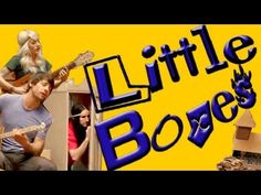 ▶ Little Boxes - Walk off the Earth - YouTube