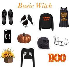 Basic Witch On MinkSunday.Com today!