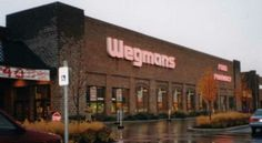 Wegmans:  arguably the best place on earth.