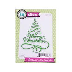 Santa/'s Sleigh Metal Die Cut Christmas Craft Impression Obsession Cutting Dies