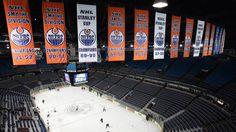 Watch an Edmonton Oilers NHL game in Edmonton, Alberta!
