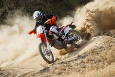 Best Dual-Sport/Enduro: KTM 500 EXC Yeah, we know: This is the third year in a row that the KTM 500EXC has won this category.