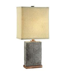 Carlisle Black Washed Narrow Rectangular Table Lamp Crestview http://www.amazon.com/dp/B009VHREN4/ref=cm_sw_r_pi_dp_yrBWtb0F6RWV1C6R