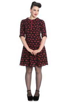 5b817e588e Kiss Me Deadly Dress Short Mini Dress