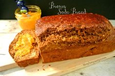 Brown Soda Bread with oat flour