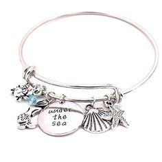 Disney's The Little Mermaid Inspired Bangle Bracelet (Und... https://www.amazon.com/dp/B076PWL9HD/ref=cm_sw_r_pi_dp_x_vIs8zb1DE7YJ6